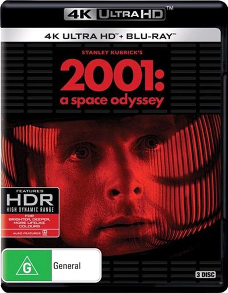2001 - A Space Odyssey | UHD