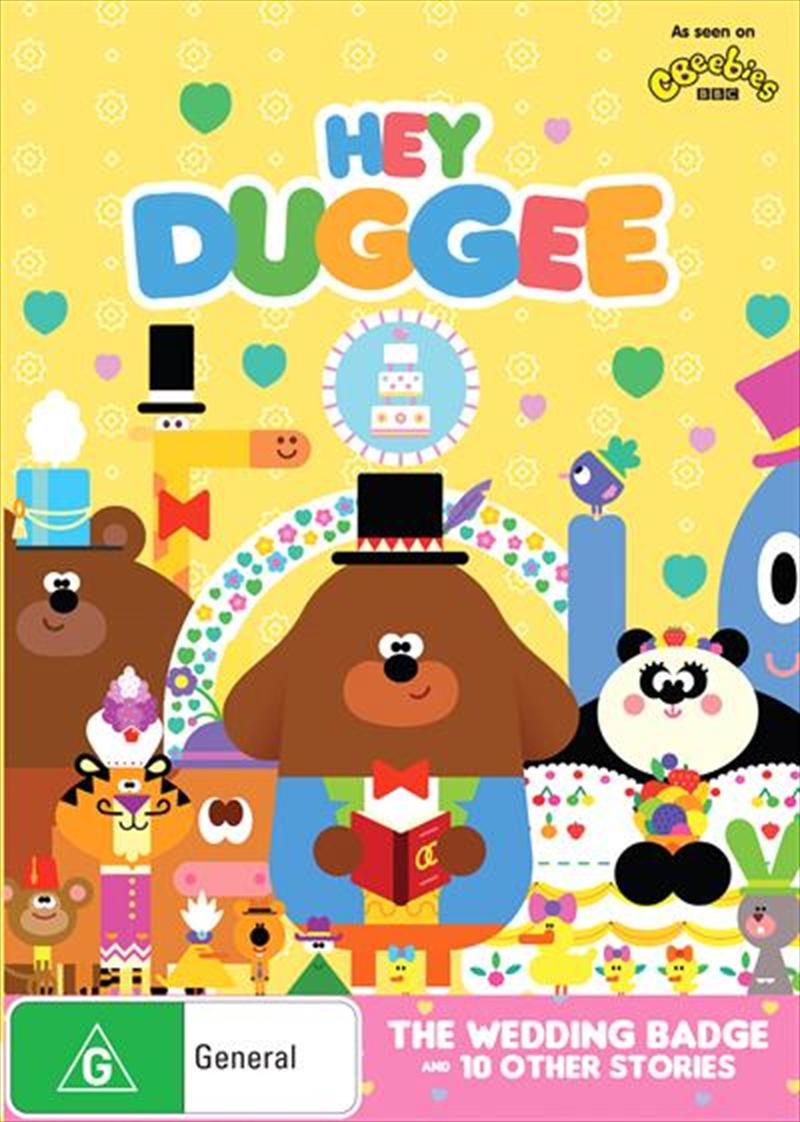 Hey Duggee - The Wedding Badge | DVD