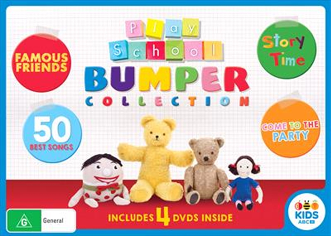Play School - Bumper Collection | DVD