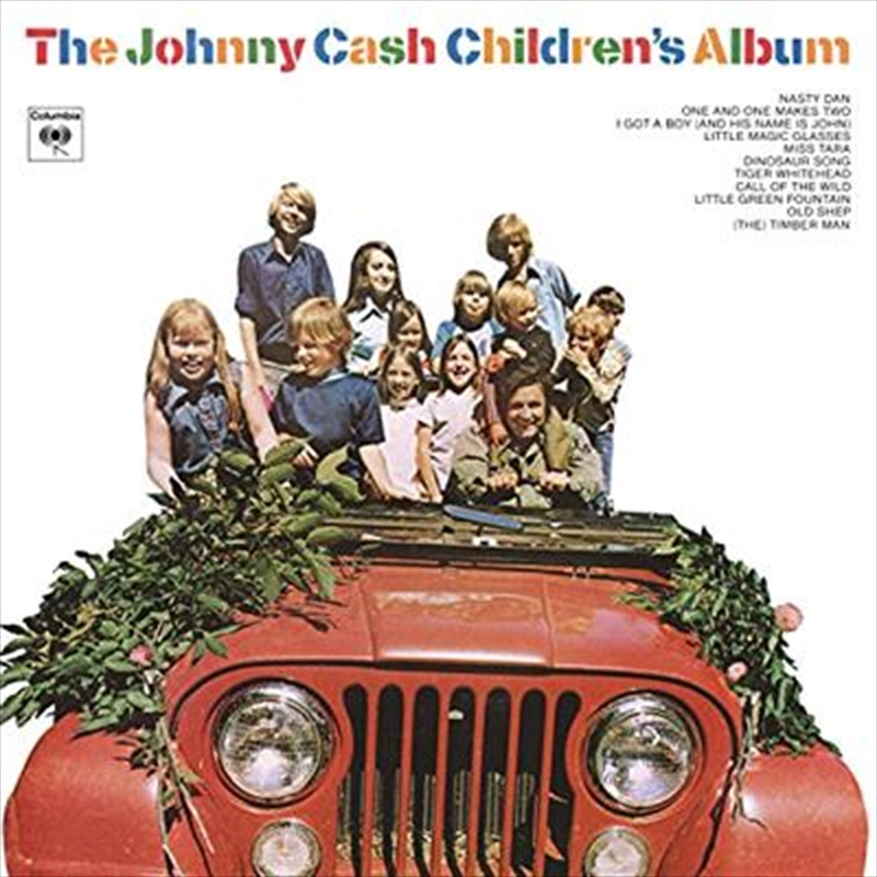 Johnny Cash Childrens Album | Vinyl