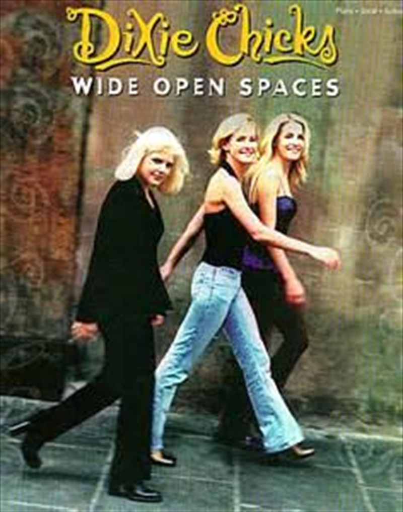 Wide Open Spaces: Gold Series   CD