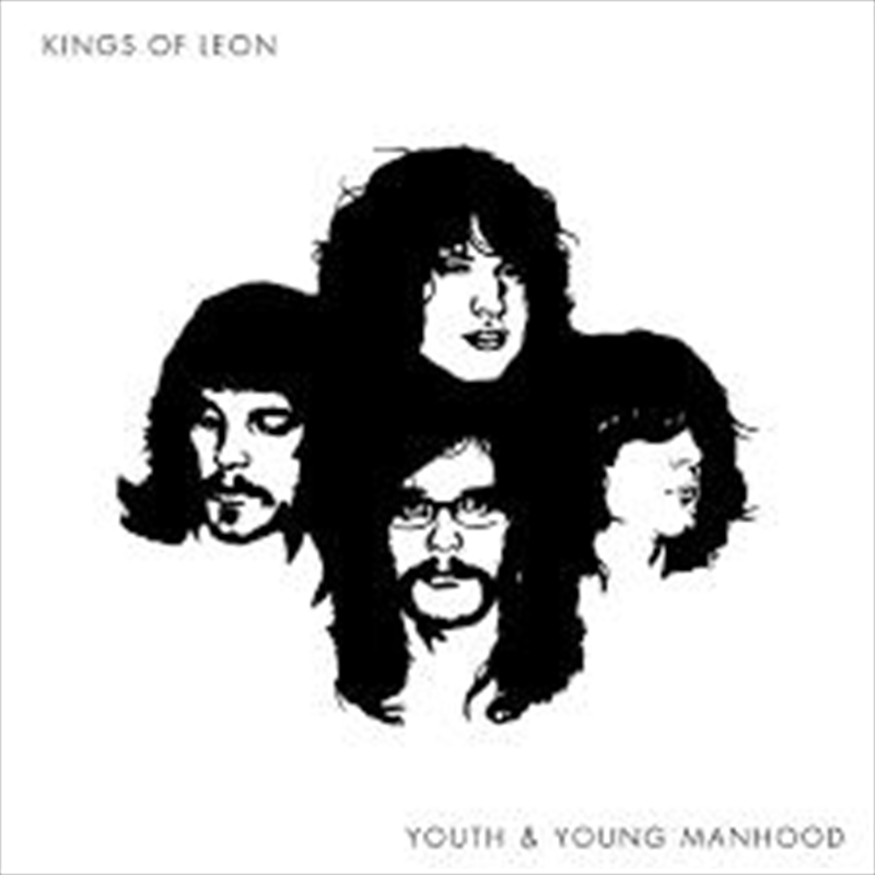 Youth And Young Manhood - Gold Series   CD