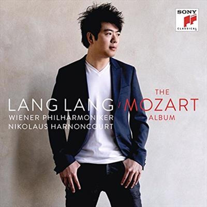 Mozart Album | CD