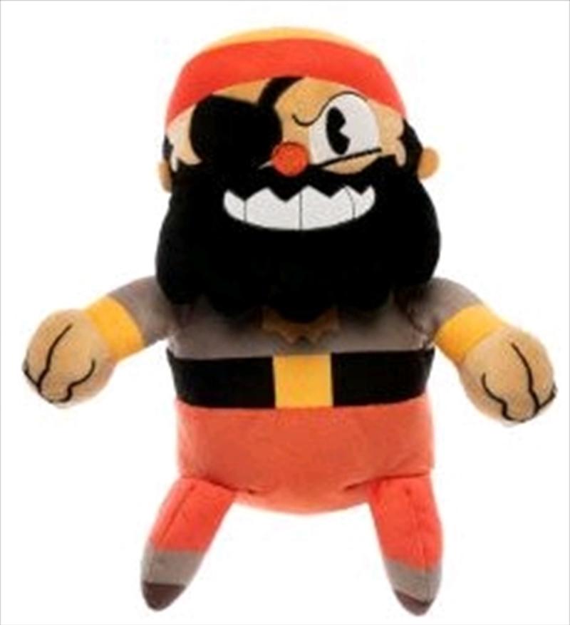 Cuphead - Captain Brineybeard Plush | Toy