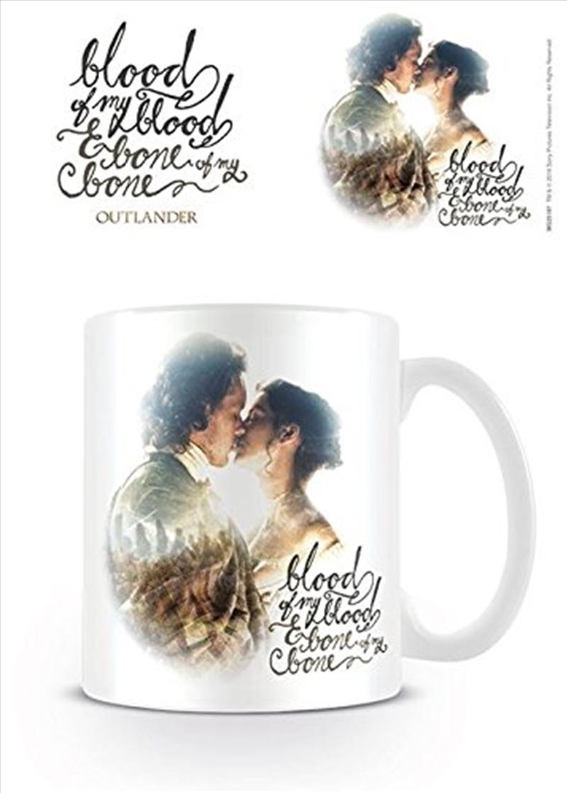 Outlander Blood Of My Blood Mug   Merchandise