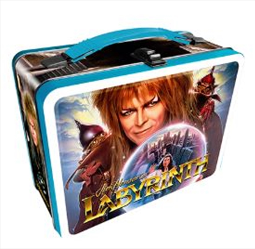 Jim Henson's Labyrinth Tin Carry All Fun Box | Accessories