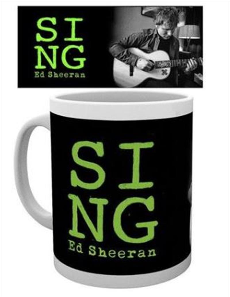 Ed Sheeran - Close Up | Merchandise