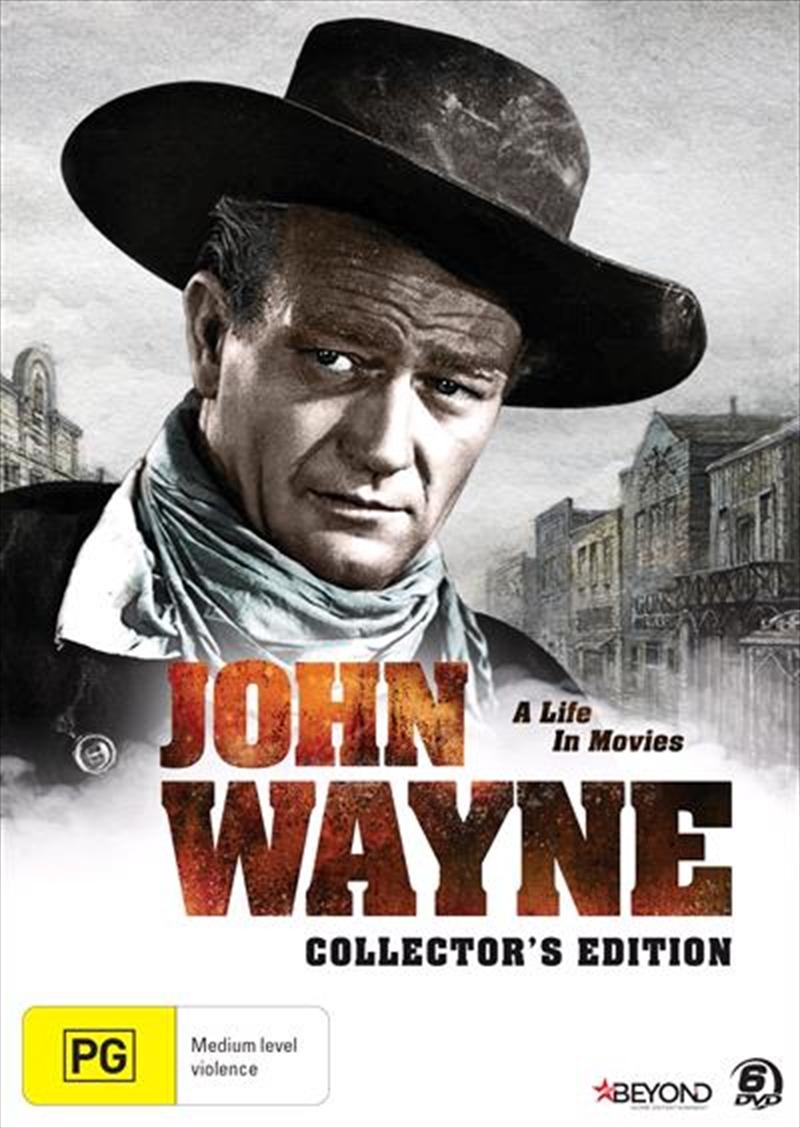 John Wayne - Collector's Edition | DVD