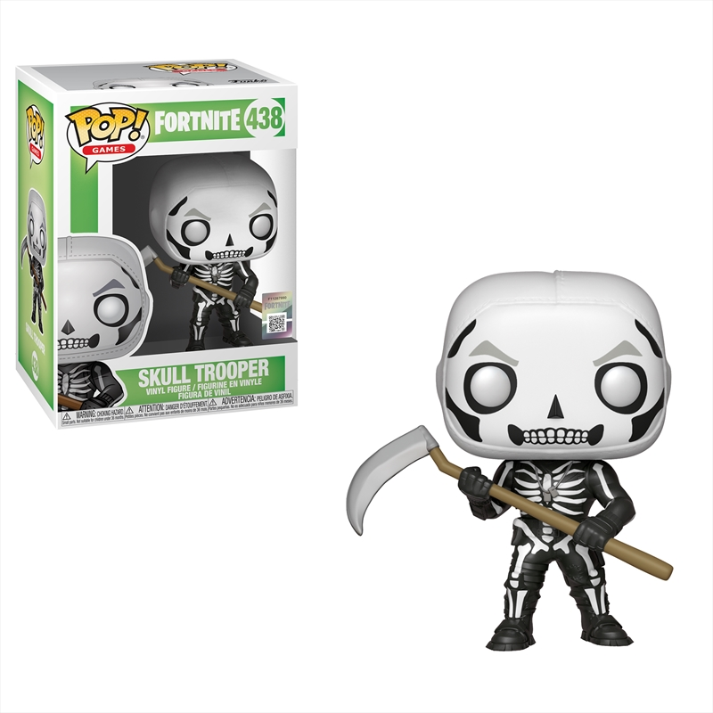 Fortnite - Skull Trooper Pop! Vinyl | Pop Vinyl