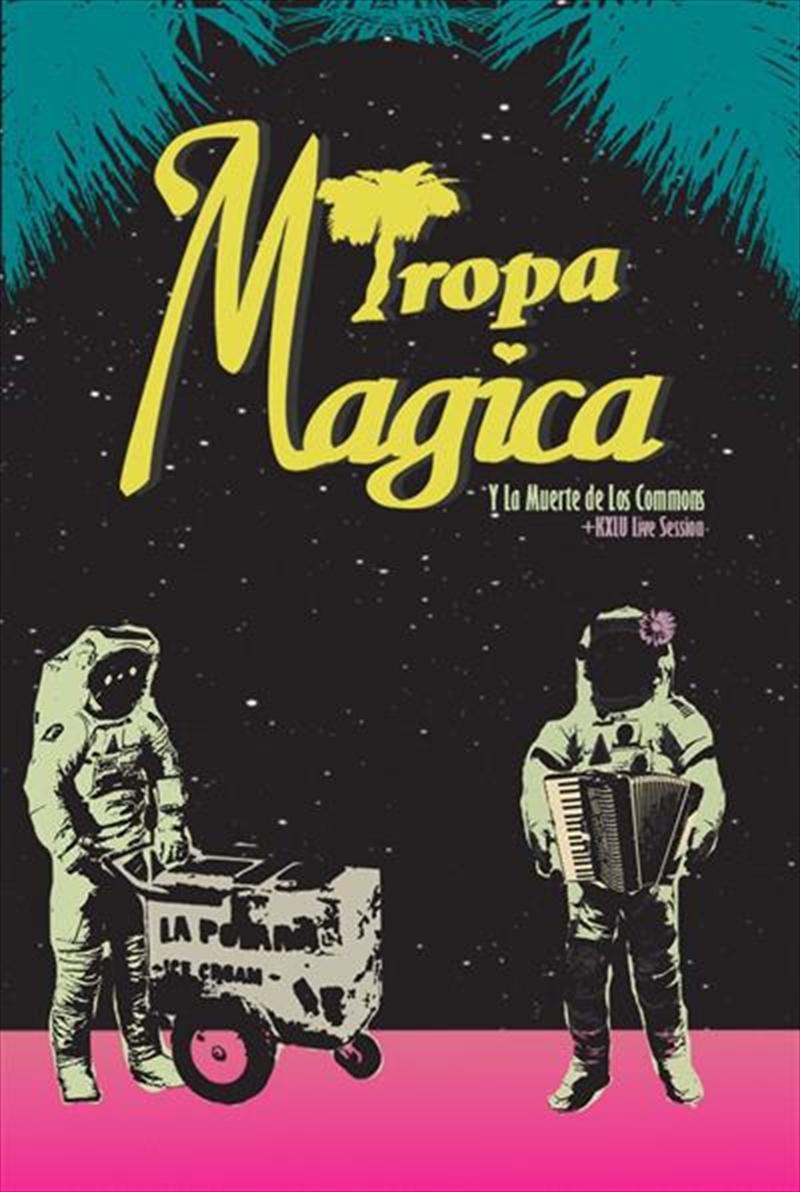 Tropa Magica Y La Muerte De Los Commons | Cassette