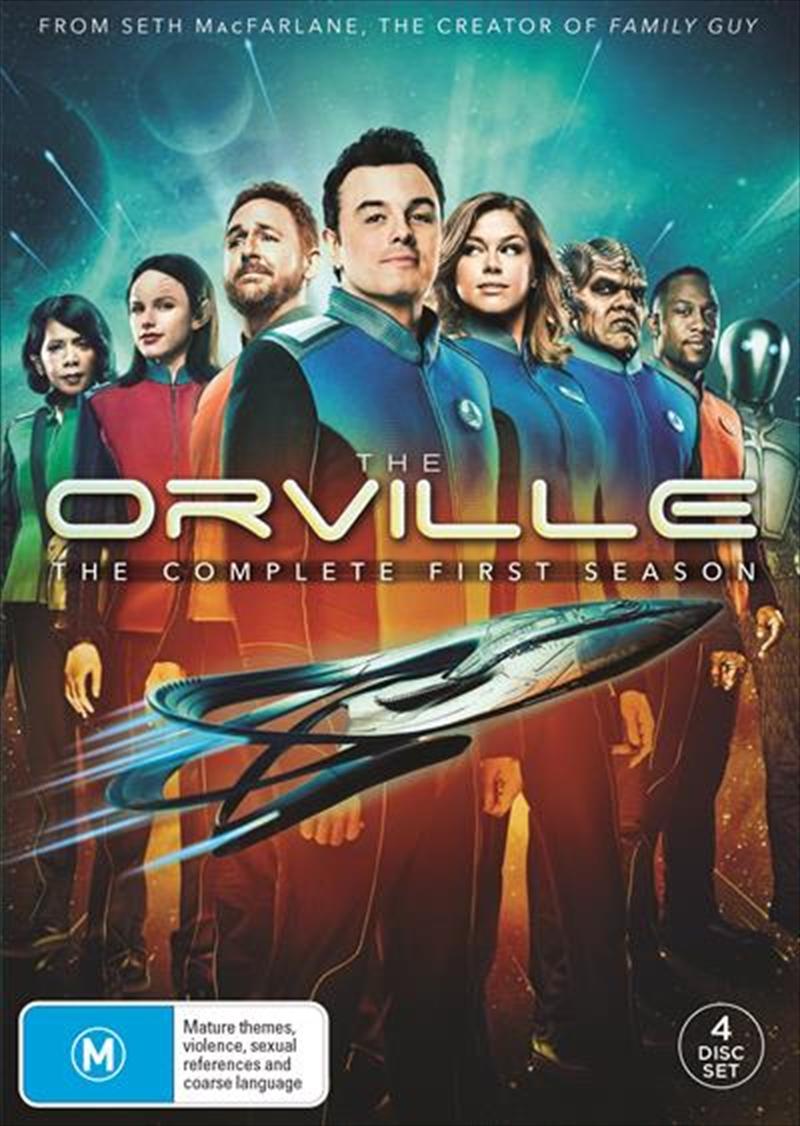 Orville - Season 1, The | DVD
