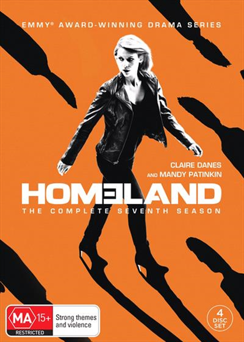 Homeland - Season 7 | DVD