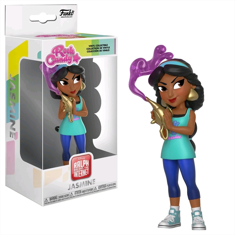 Wreck-It Ralph 2 - Comfy Jasmine Rock Candy | Merchandise