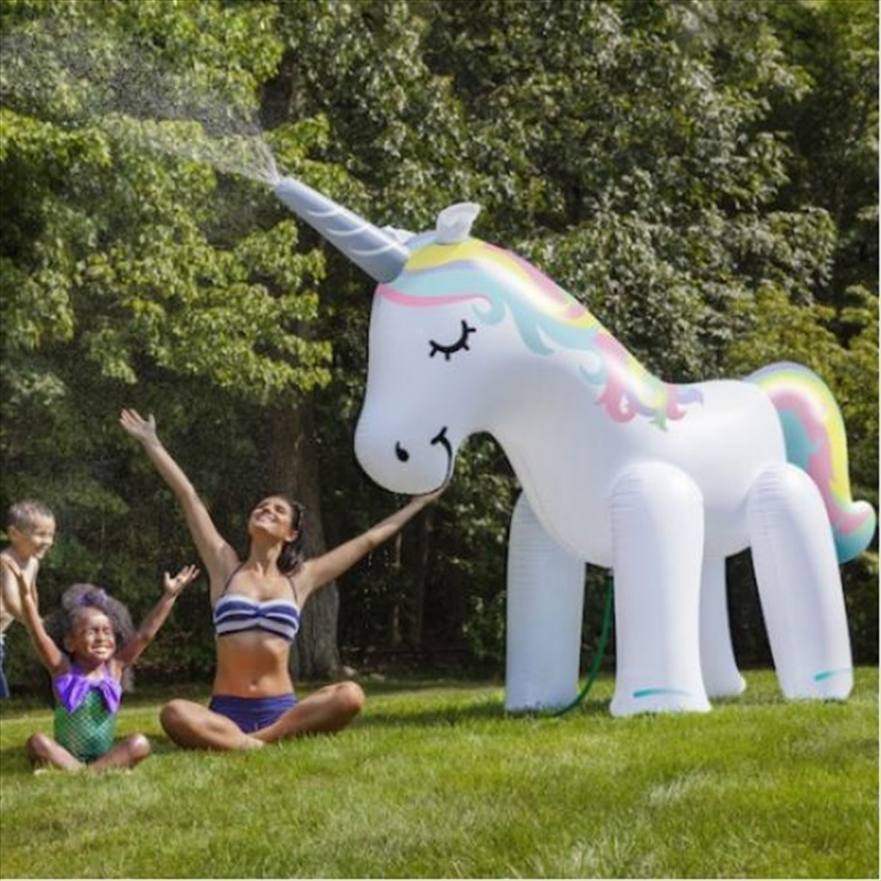 BigMouth Ginormous Unicorn Yard Sprinkler | Miscellaneous