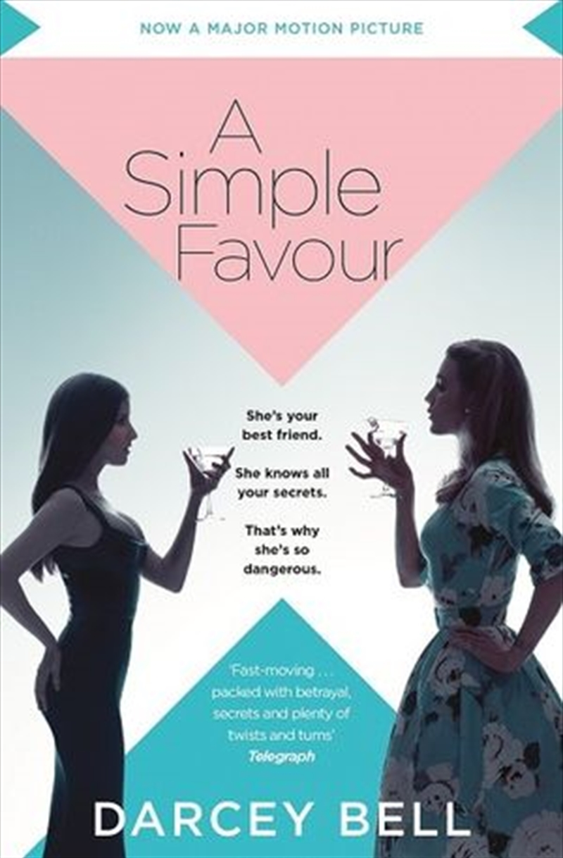 A Simple Favour | Paperback Book