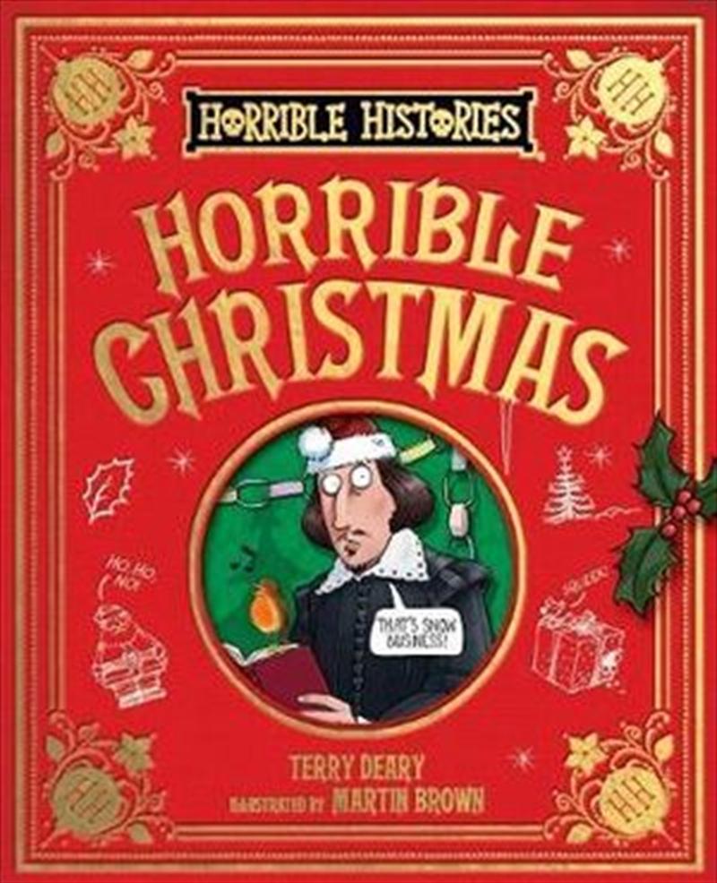 Horrible Histories: Horrible Christmas | Paperback Book