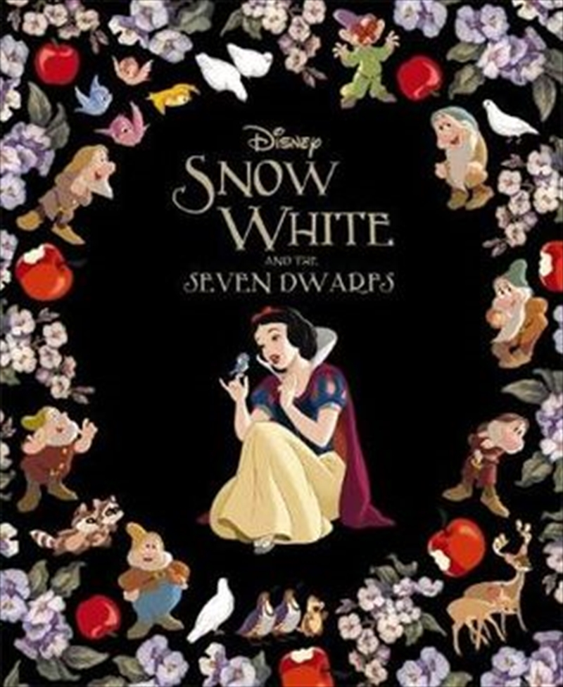 Disney: Snow White and the Seven Dwarfs Classic Collection | Hardback Book