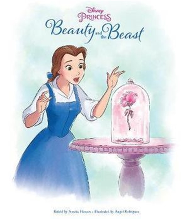 Disney Princess Beauty and the Beast | Paperback Book