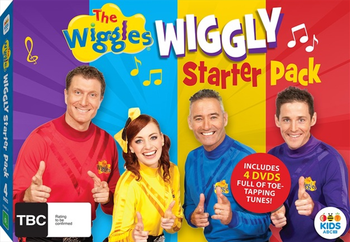 Wiggles - Wiggly Starter Pack | DVD