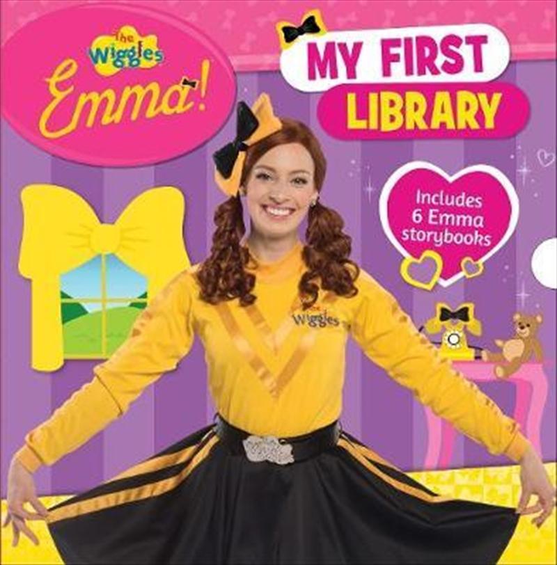Wiggles Emma: My First Library | Hardback Book