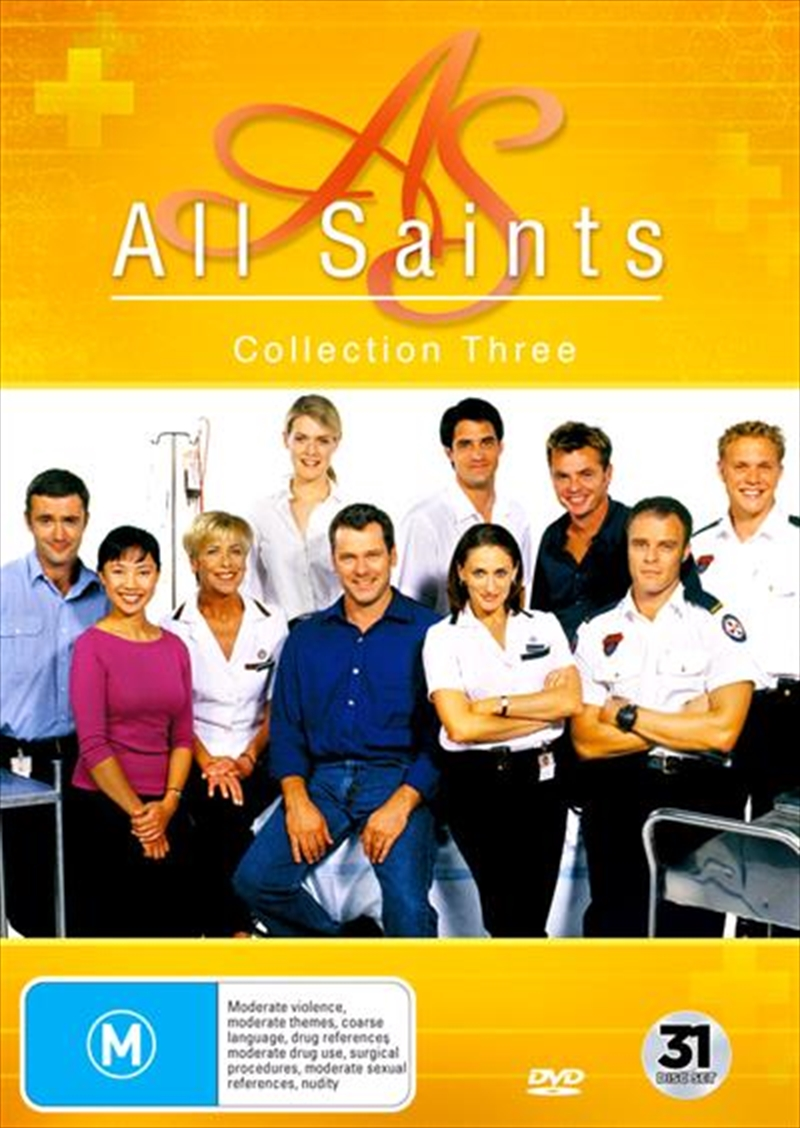 All Saints - Season 7-9 - Collection 3 | DVD