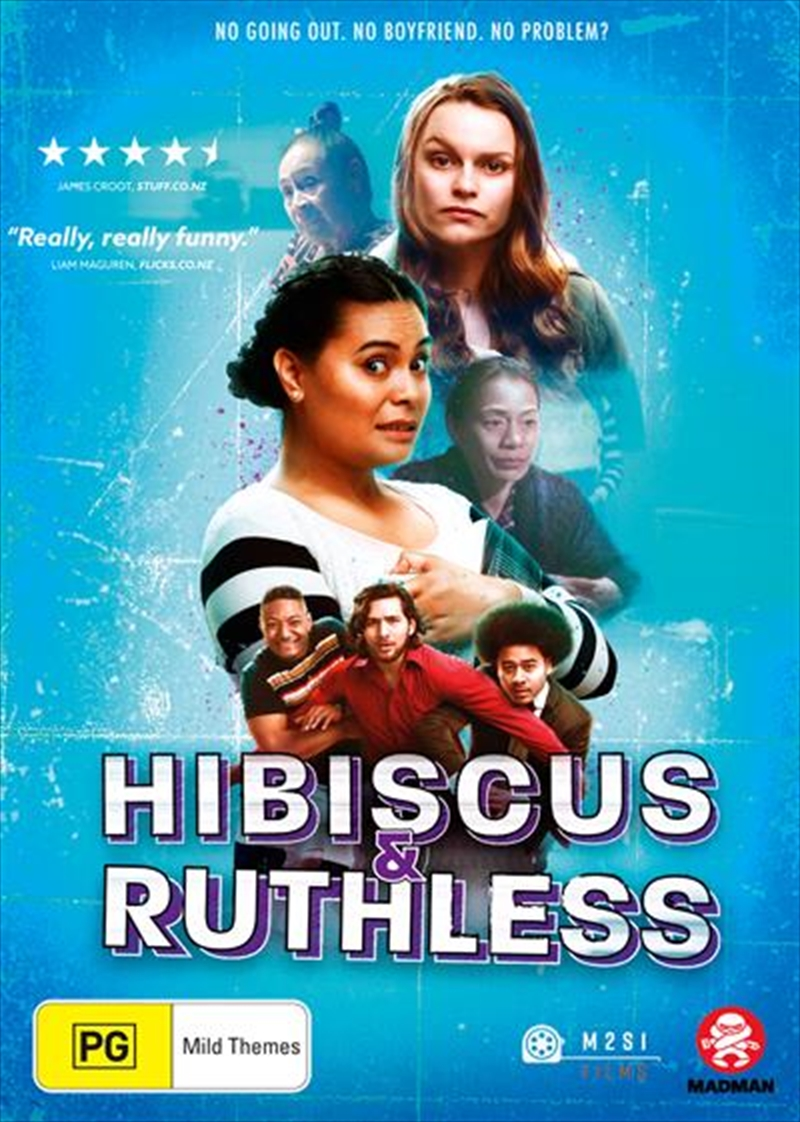 Hibiscus And Ruthless | DVD