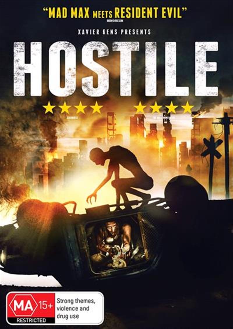 Hostile | DVD