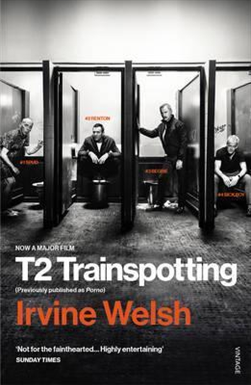 T2 Trainspotting | Paperback Book