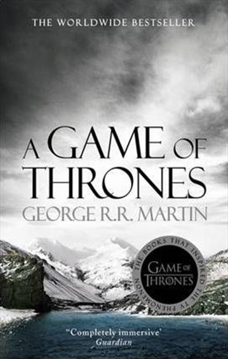 A Game of Thrones - A Song of Ice & Fire Series : Book 1 | Paperback Book