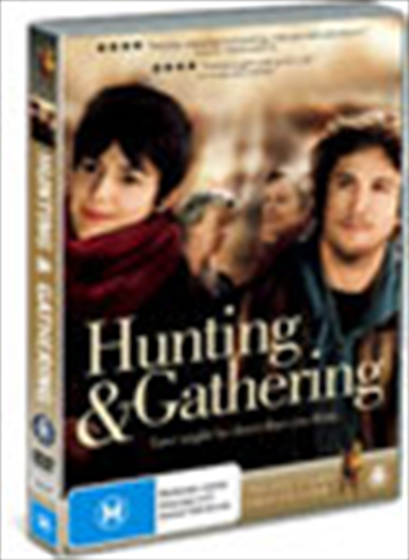 Hunting And Gathering | DVD