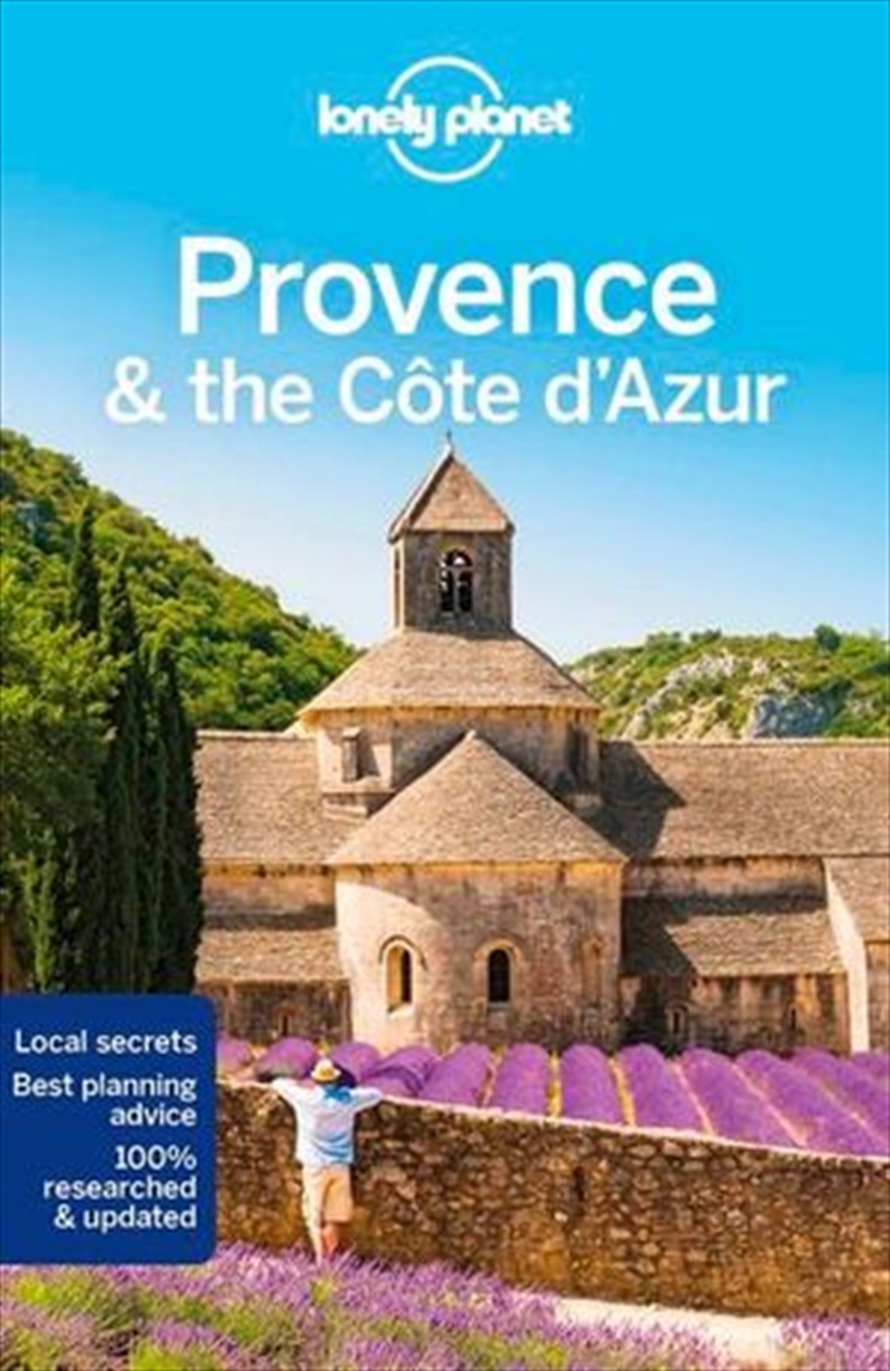 Provence And The Cote Dazur 9 | Paperback Book