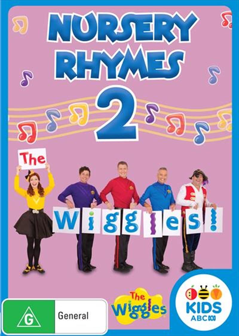 Wiggles - Nursery Rhymes 2, The | DVD