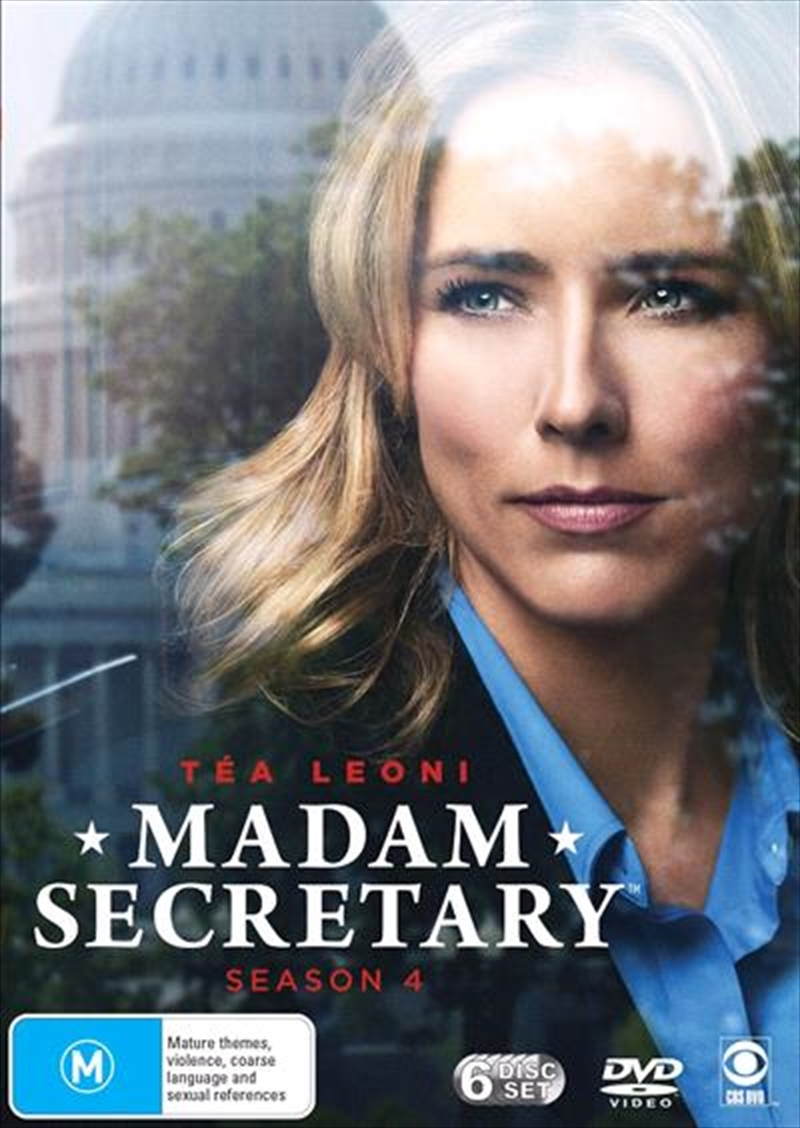 Madam Secretary - Season 4 | DVD