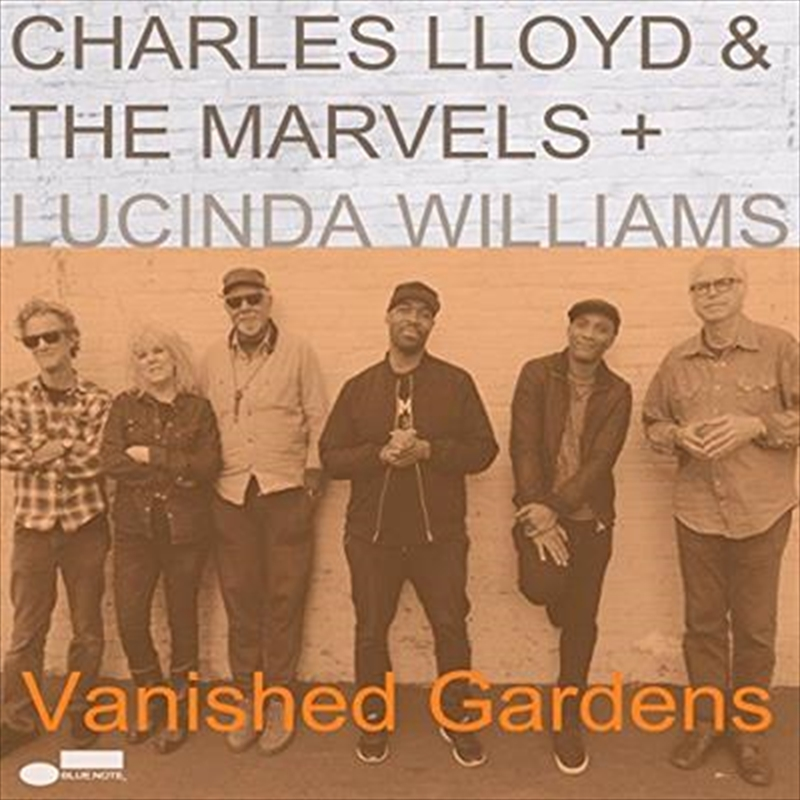 Vanished Gardens | CD