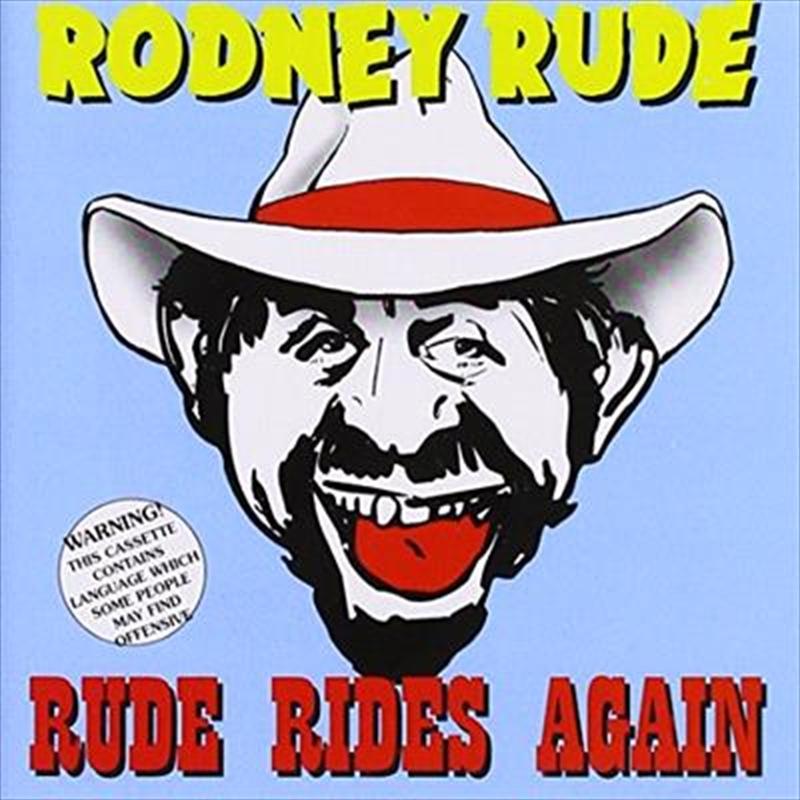 Rude Rides Again | CD