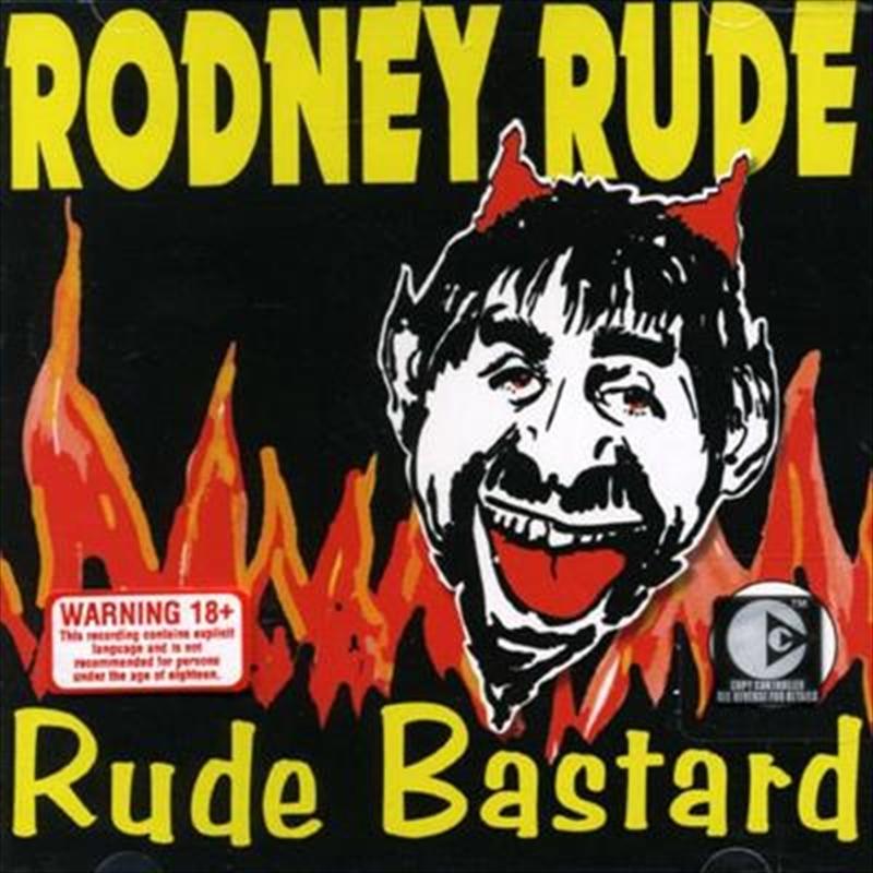 Rude Bastard | CD