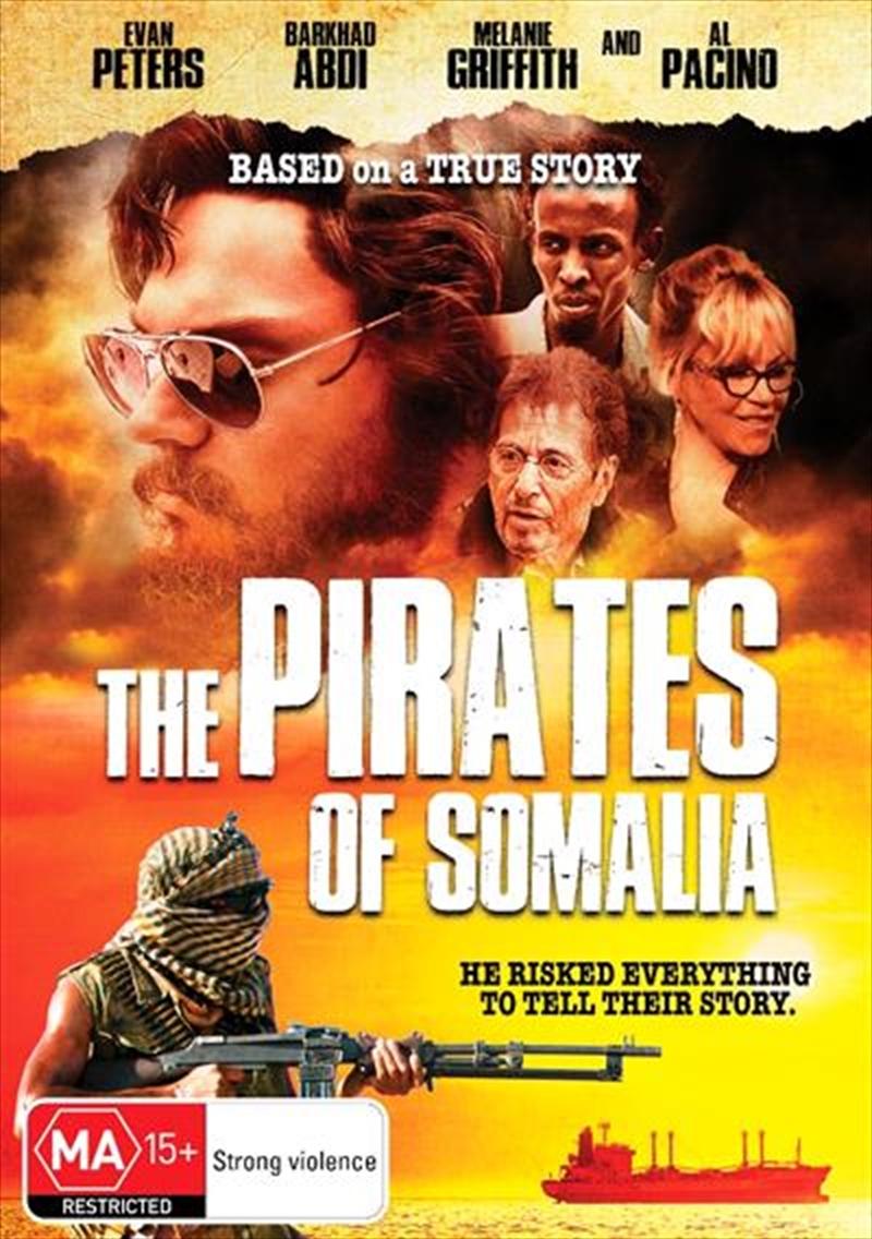 Pirates Of Somalia, The | DVD