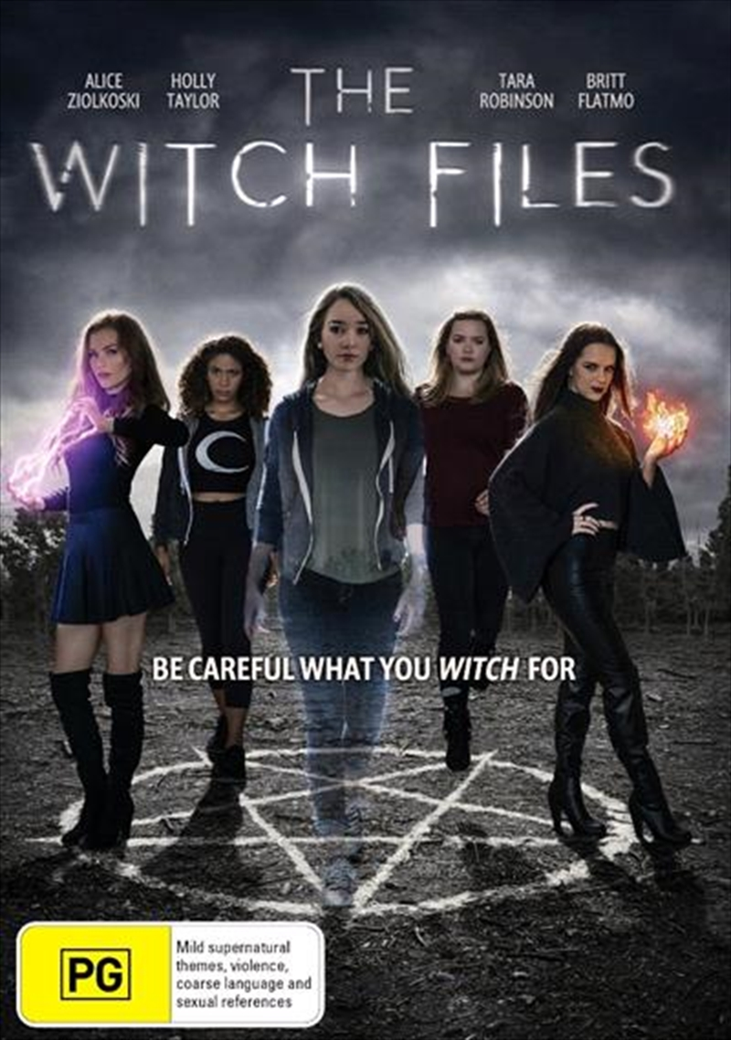 Witch Files, The | DVD