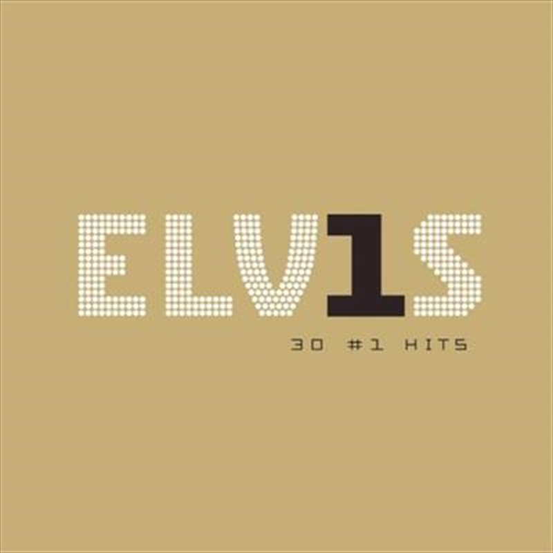 Elvis 30 1 Hits: Gold Series | CD