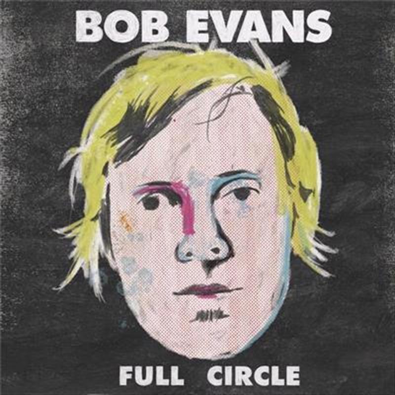 Full Circle - (SIGNED COPY) | CD