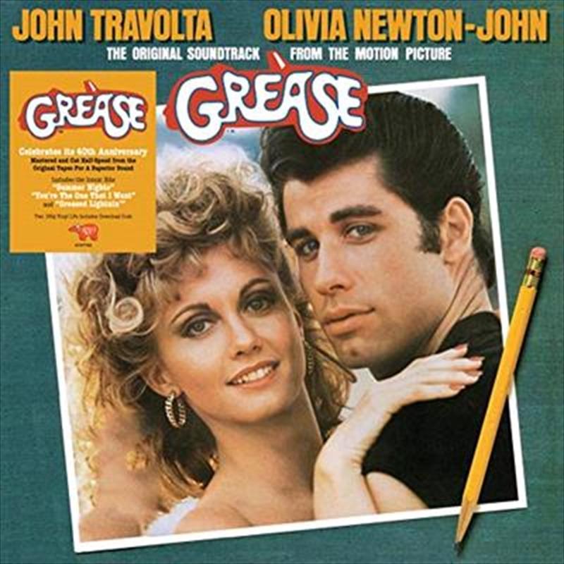 Grease | Vinyl