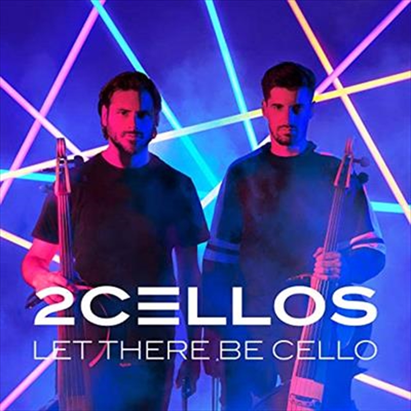 Let There Be Cello | CD