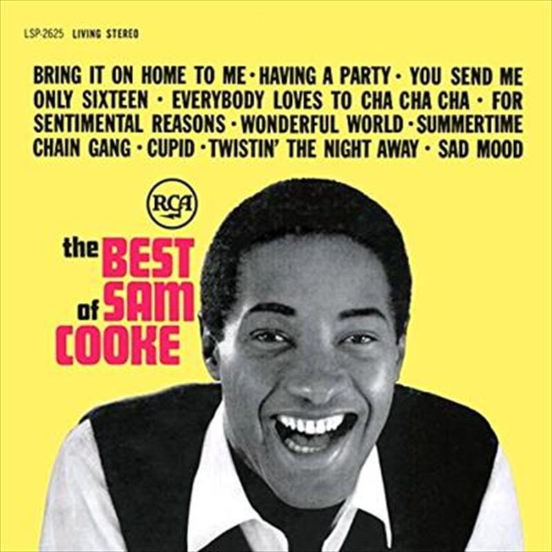 Best Of Sam Cooke | Vinyl