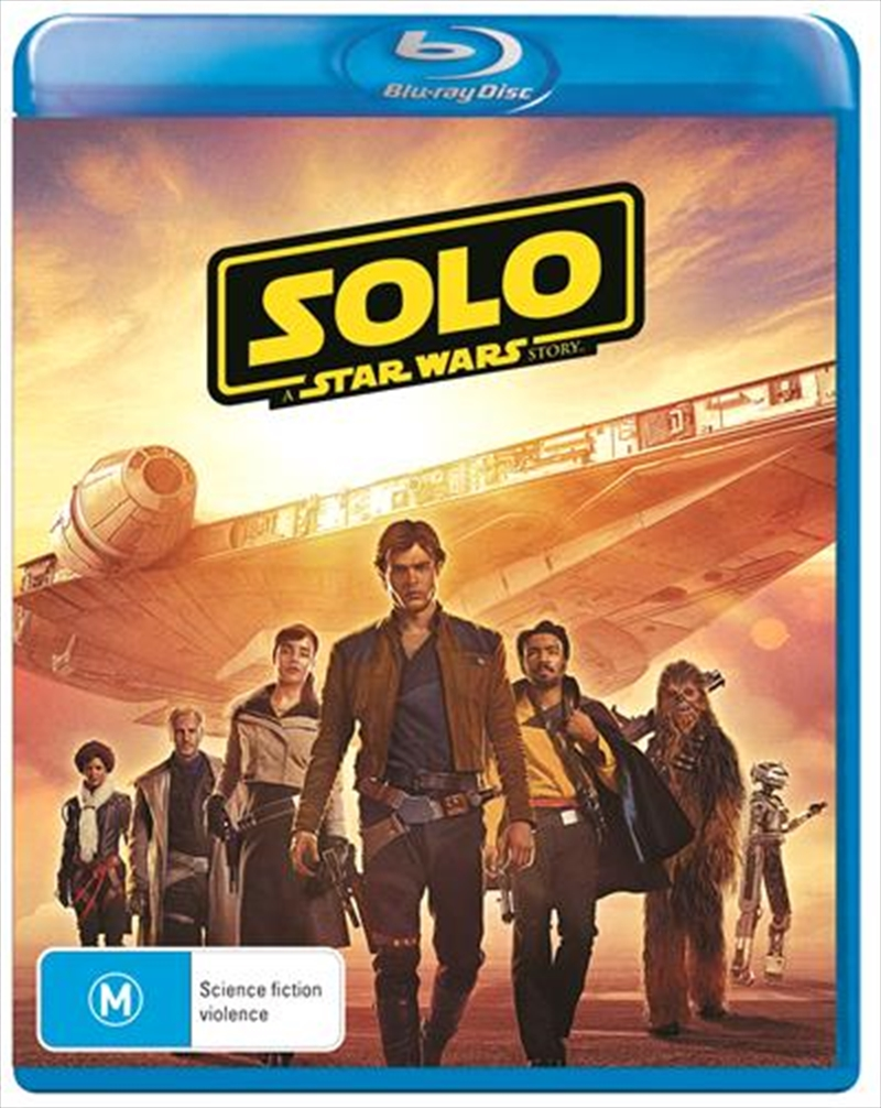 Solo - A Star Wars Story | Blu-ray