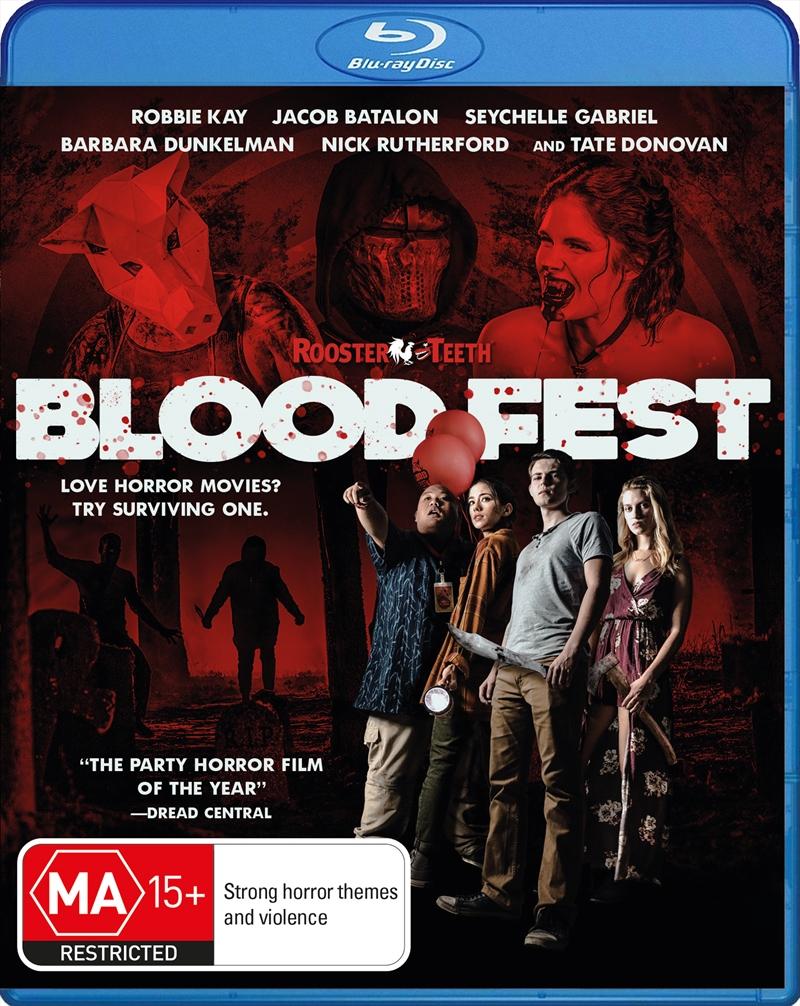 Blood Fest: 2018   Blu-ray