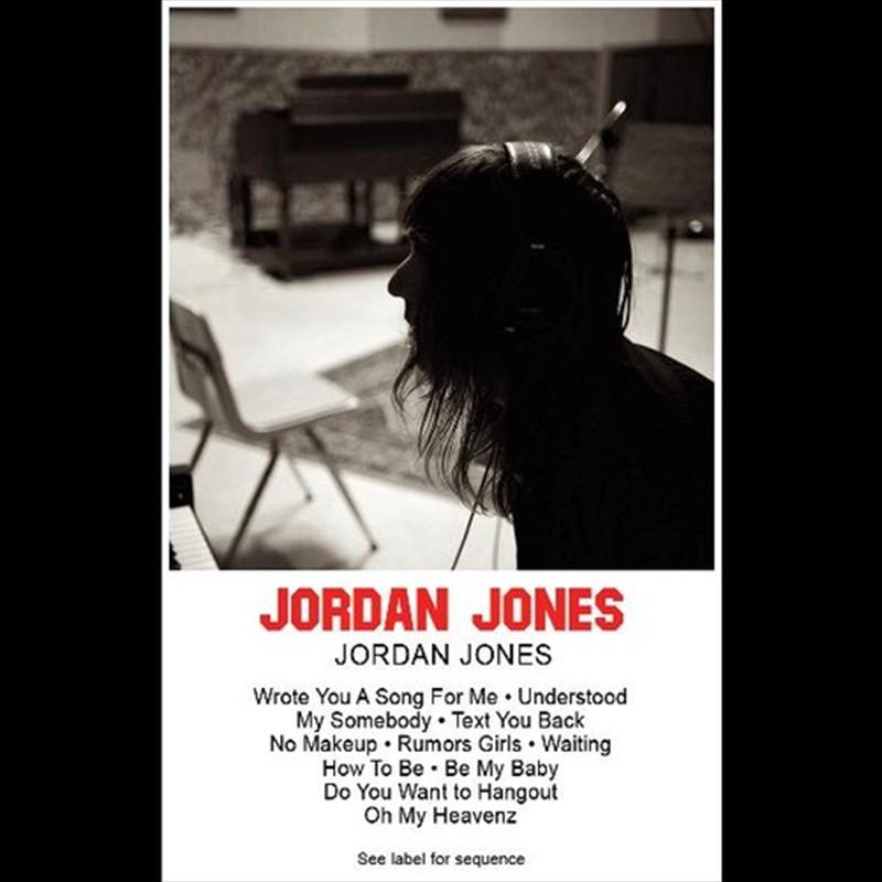 Jordan Jones | Cassette