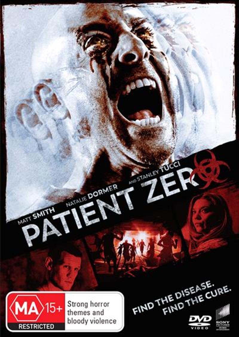Patient Zero | DVD