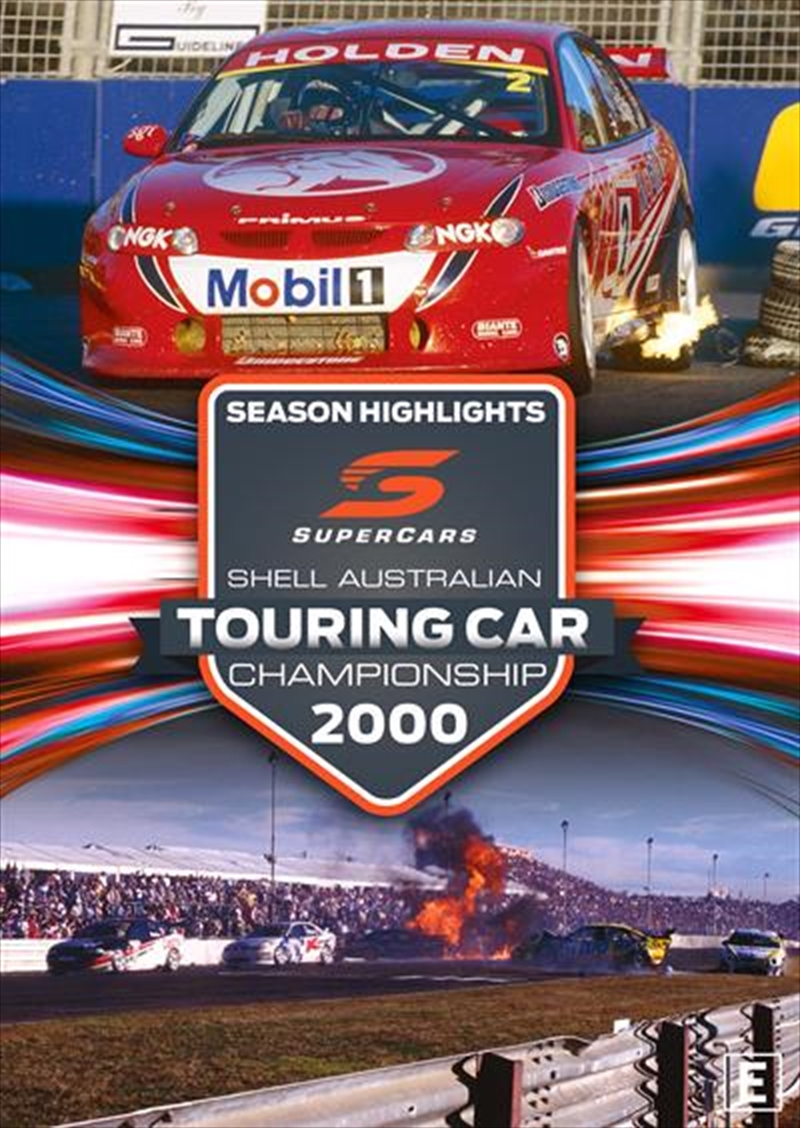 Touring Car Championship Highlights 2000 | DVD