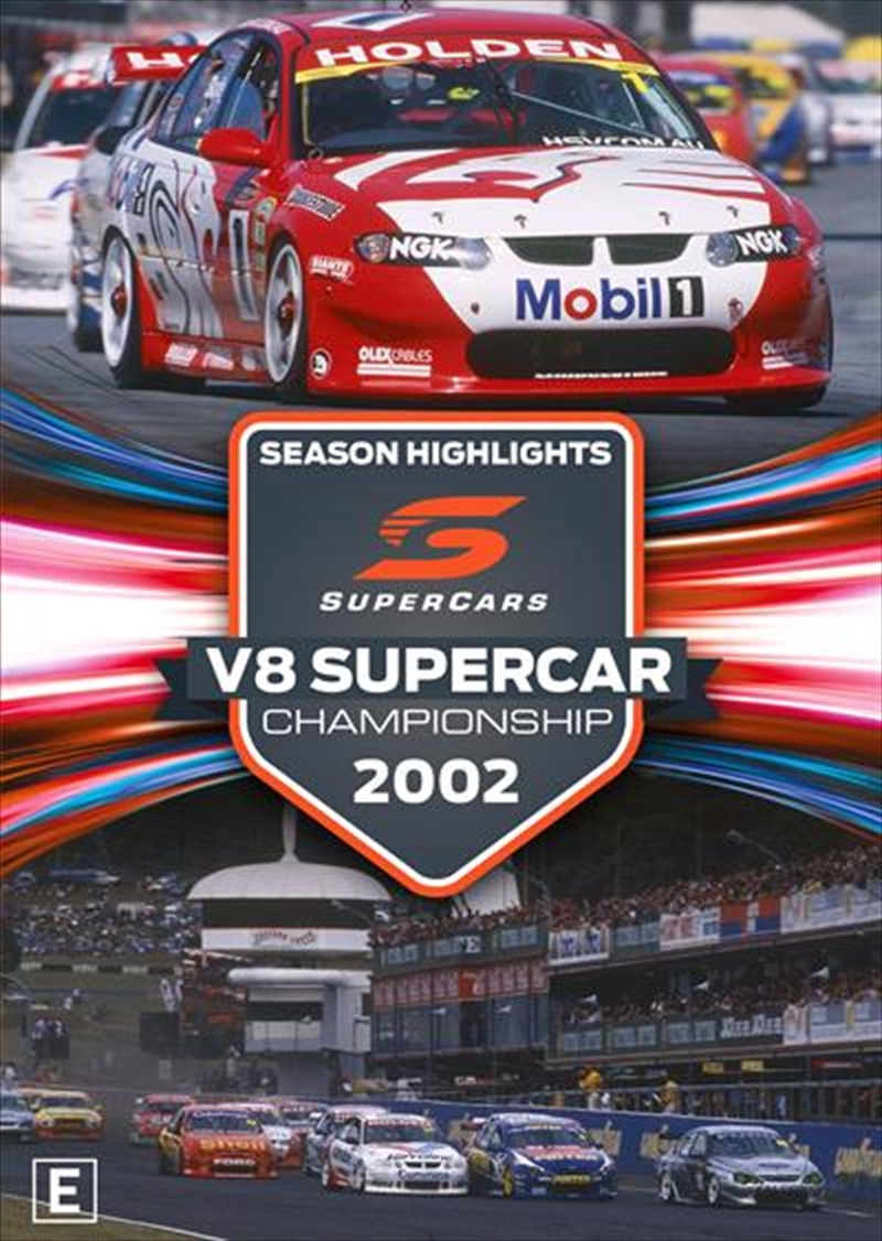 Touring Car Championship Highlights 2002 | DVD