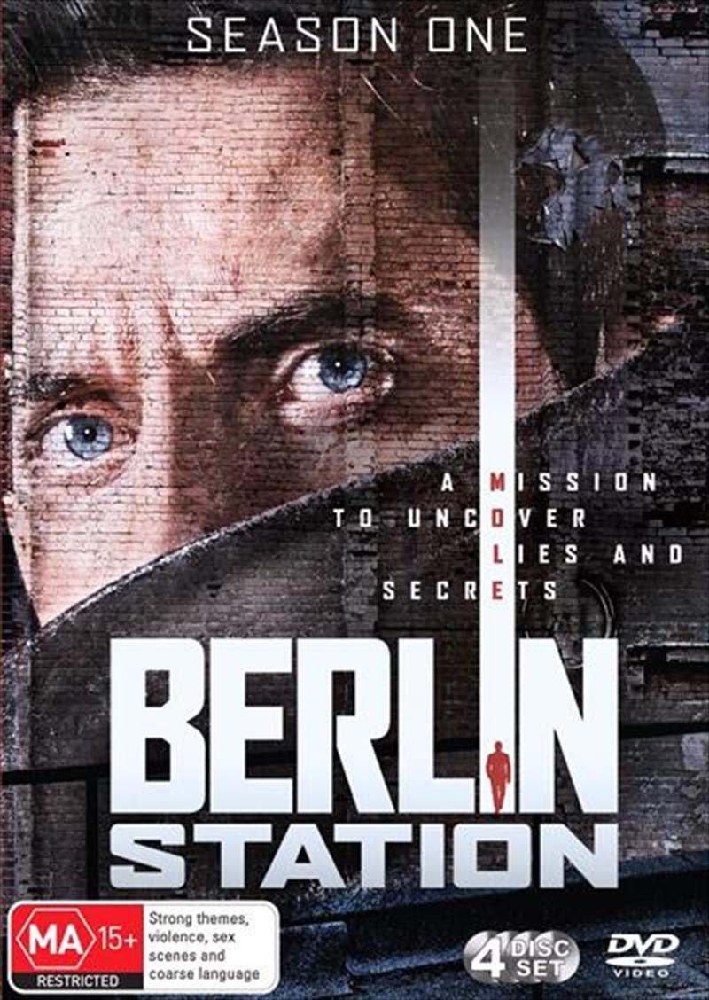 Berlin Station - Season 1 | DVD